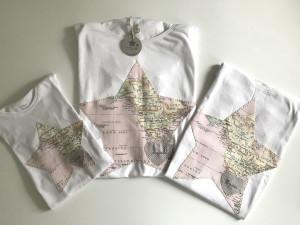 Camiseta mundo
